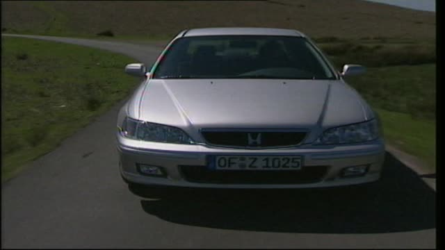 honda accord - honda stock videos & royalty-free footage