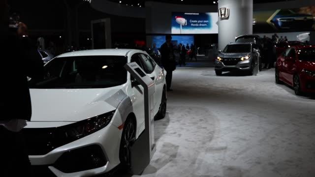 Honda Center Videos And BRoll Footage Getty Images - Honda center car show