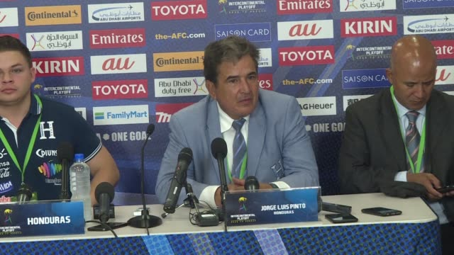 honduras coach jorge luis pinto on wednesday took aim at australia's aggressive players the referee and honduran media after australia clinched a 31... - pinto bean stock videos and b-roll footage