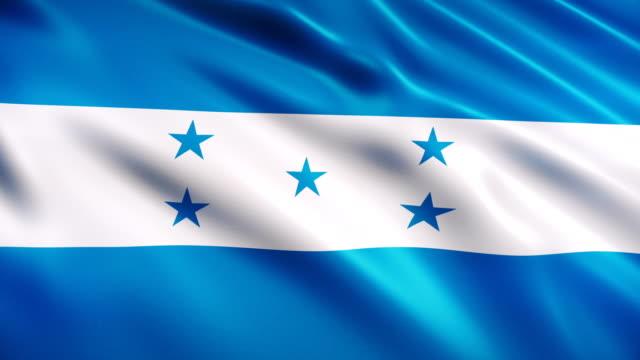 vidéos et rushes de drapeau du honduras - politique et gouvernement