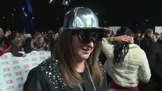 INTERVIEW Honey G on Donald Trump and the awards at The O2 Arena on January 25 2017 in London England