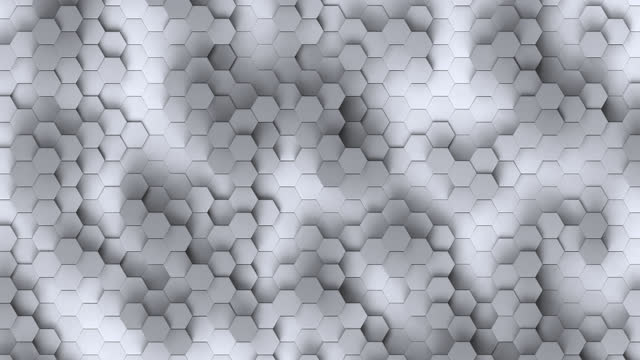 honeycomb abstract pattern - liyao xie stock videos & royalty-free footage