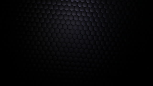 honeycomb grid mesh background, light show, loop - vinjettering bildbanksvideor och videomaterial från bakom kulisserna