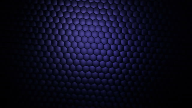 honeycomb grid mesh background, light show - vinjettering bildbanksvideor och videomaterial från bakom kulisserna