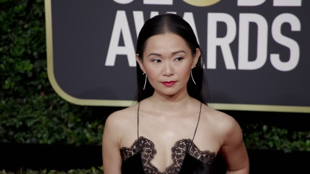 Hong Chau at the 75th Annual Golden Globe Awards at The Beverly Hilton Hotel on January 07 2018 in Beverly Hills California