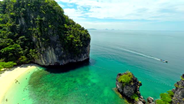 hong island - krabi province stock videos & royalty-free footage
