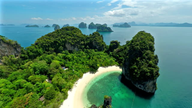 stockvideo's en b-roll-footage met hong island - thailand