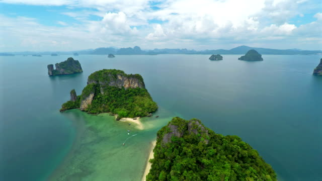 hong island - desert island stock videos & royalty-free footage