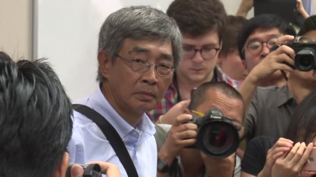 a hong kong bookseller known for selling titles critical of beijing tells how he was blindfolded and kept in a tiny cell by chinese authorities after... - bookseller stock videos and b-roll footage