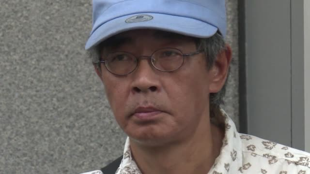 hong kong bookseller lam wingkee reports to local police to tell them formally about his detention in china and says he will be returning for further... - bookseller stock videos and b-roll footage