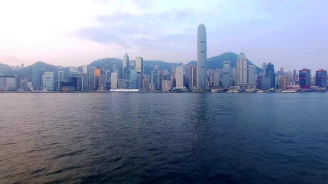 Hong Kong door Drone