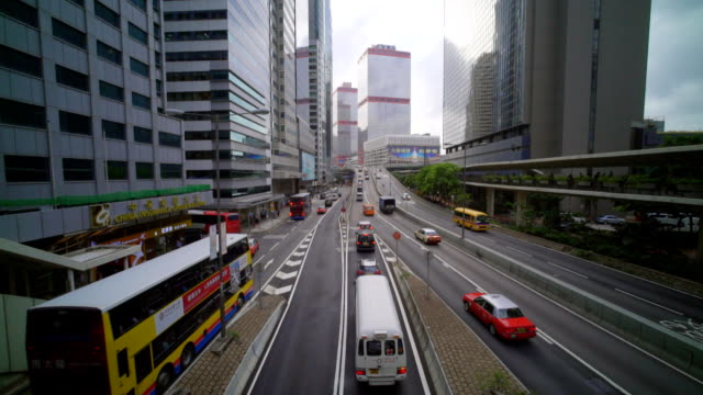 Hong Kong, Central Business District