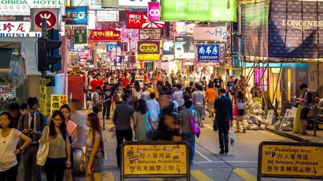 hong kong city in timelapse - 2013 stock videos & royalty-free footage
