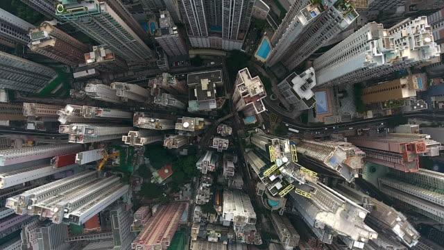 hong kong city  - hongkong stock-videos und b-roll-filmmaterial