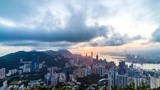 Ville de Hong Kong, avec Sunbeam