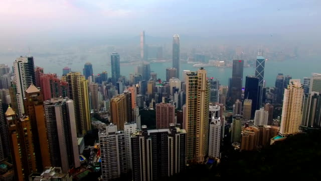 Hong Kong Drone Flight