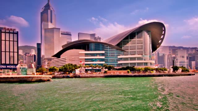 vídeos de stock, filmes e b-roll de ilha de hong kong - ilha de hong kong