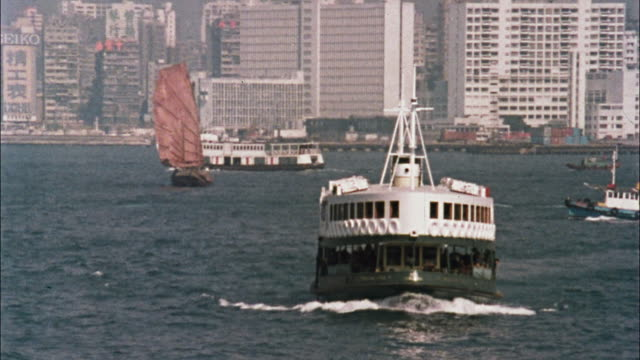Hong Kong provides double-decker buses, trolleys, ferryboats, street vendors and outdoor markets to locals and visitors.