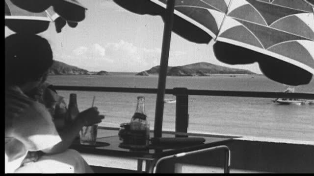 1938 Hong Kong - Repulse Bay bathhouse pavilion