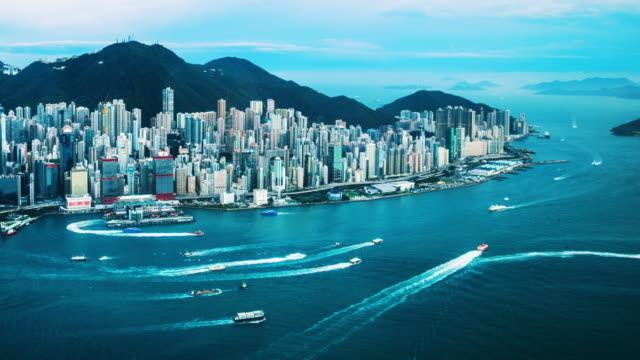 Hong Kong time lapse