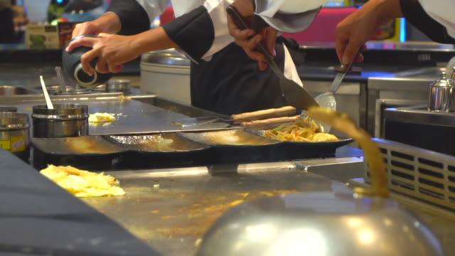 vidéos et rushes de nourriture traditionnelle de hong kong - équipement