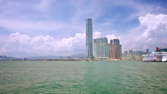 hong kong. - kowloon stock videos and b-roll footage