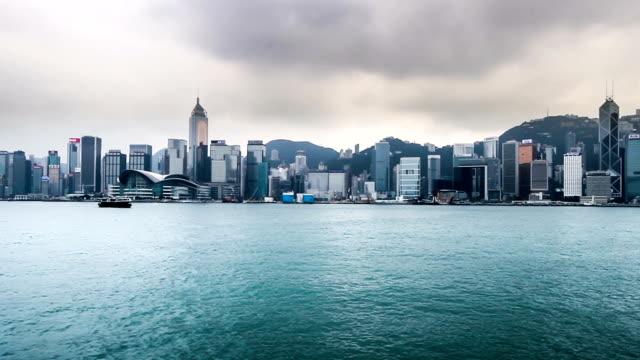 Hong Kong, Cina-Nov 12,2014:  Il punto di vista diverso da vela sul mare, Hong Kong, Cina