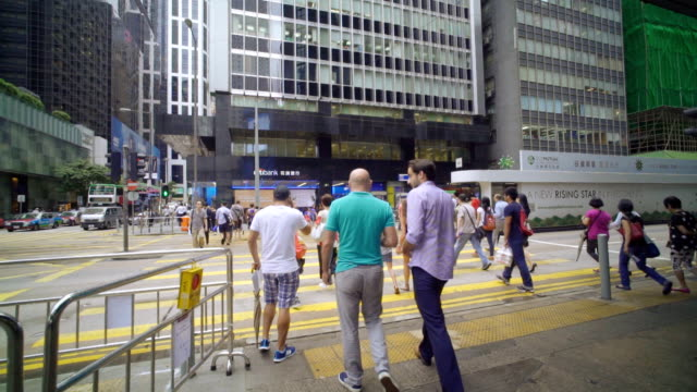 Hongkong Kreuzung