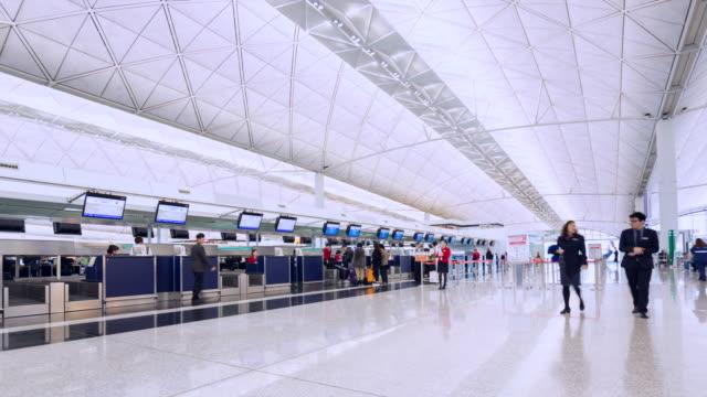 MS Hongkong International Airport departure hall
