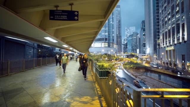 Hongkong Überführung