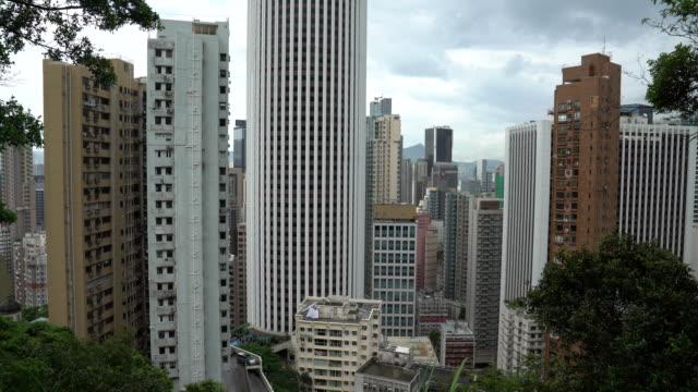 honk kong building