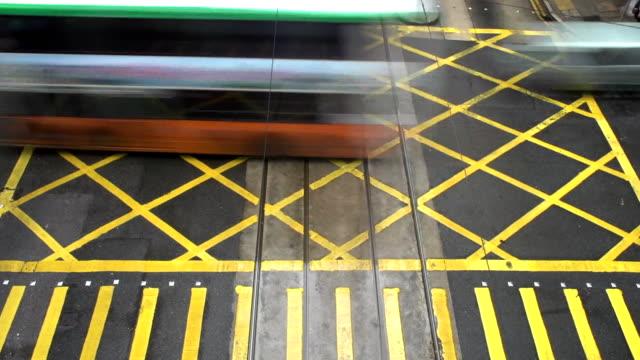 香港 Crossway タイムラプス