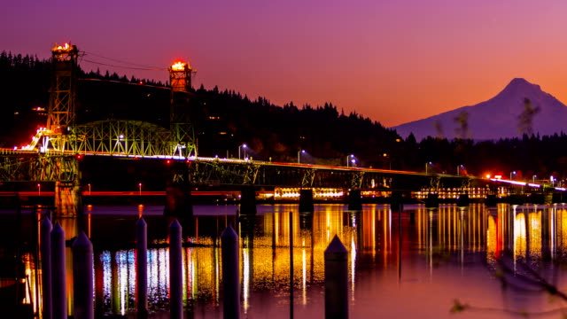 hood river, or - columbia river gorge stock videos & royalty-free footage