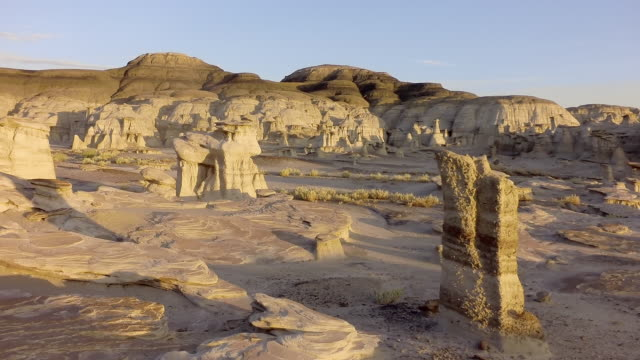 WS Hoodoo rock formations