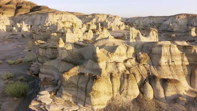 MS Hoodoo rock formations