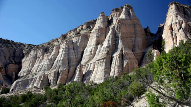hoodoos in new mexico - 6 7 years stock videos & royalty-free footage