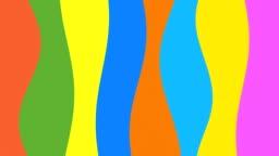 Hoolahoop - Colorful Flowing Video Background Loop