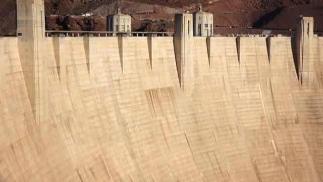 hoover dam is a symbol of american ingenuity - hoover dam stock videos and b-roll footage