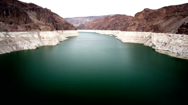 hoover dam - reservoir stock videos and b-roll footage