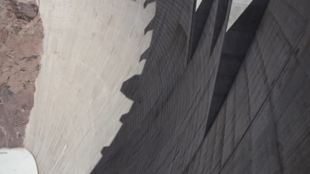 vidéos et rushes de barrage de hoover  - comté de clark nevada