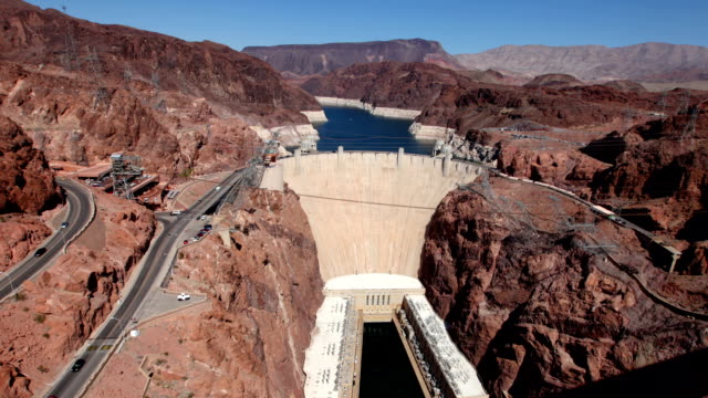 hoover dam,usa - hoover dam stock videos and b-roll footage