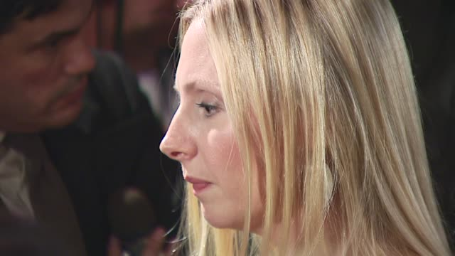 hope davis/ actress at the 'infamous' premiere at directors guild association theatre in new york, new york on october 9, 2006. - infamous stock videos & royalty-free footage