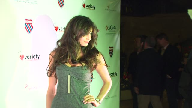 Hope Dworaczyk at the 6th Annual KSwiss Desert Smash at La Quinta CA