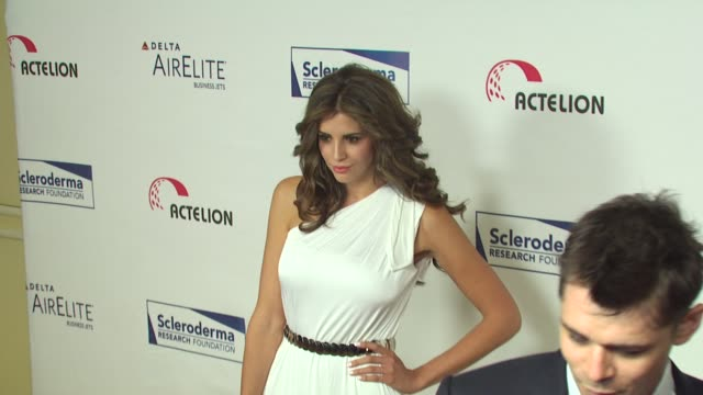 Hope Dworaczyk at the Scleroderma Research Foundation's 'Cool Comedy Hot Cuisine' at Beverly Hills CA