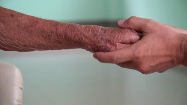 vídeos y material grabado en eventos de stock de esperanza - abuela