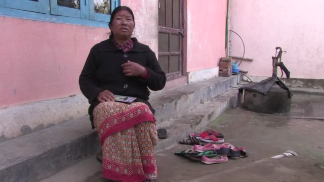 hopes diminish in nepal of justice for the murders rapes and forced disappearances perpetrated by both sides during the country's brutal maoist... - maoism stock videos & royalty-free footage