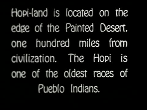 hopi indian life, number 1 - 1 of 8 - see other clips from this shoot 2345 stock videos & royalty-free footage