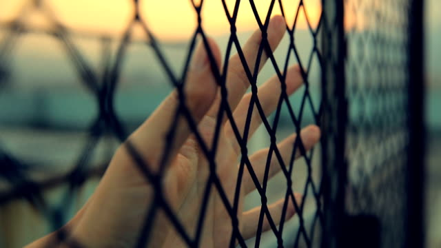 hoping freedom life - prison stock videos & royalty-free footage