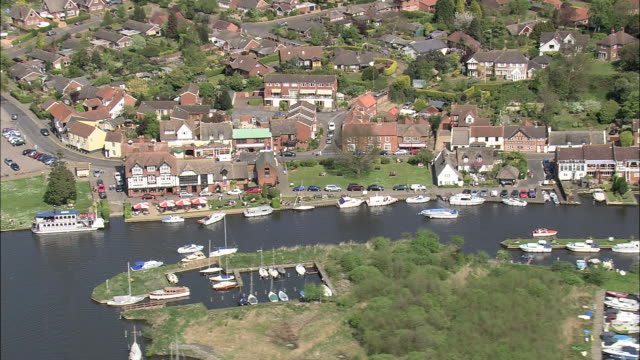 horning - norfolk england stock videos & royalty-free footage