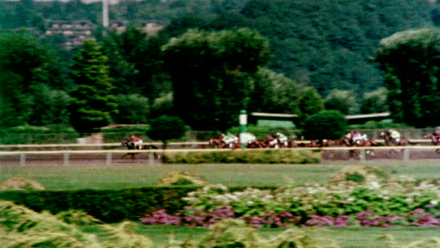 1978 horse races at longacres - 1978 stock videos & royalty-free footage